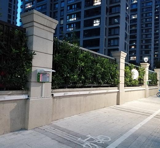 充电桩壁挂式安装部分案例
