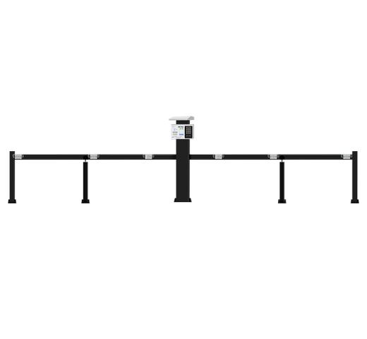 户外景观护栏式充电桩